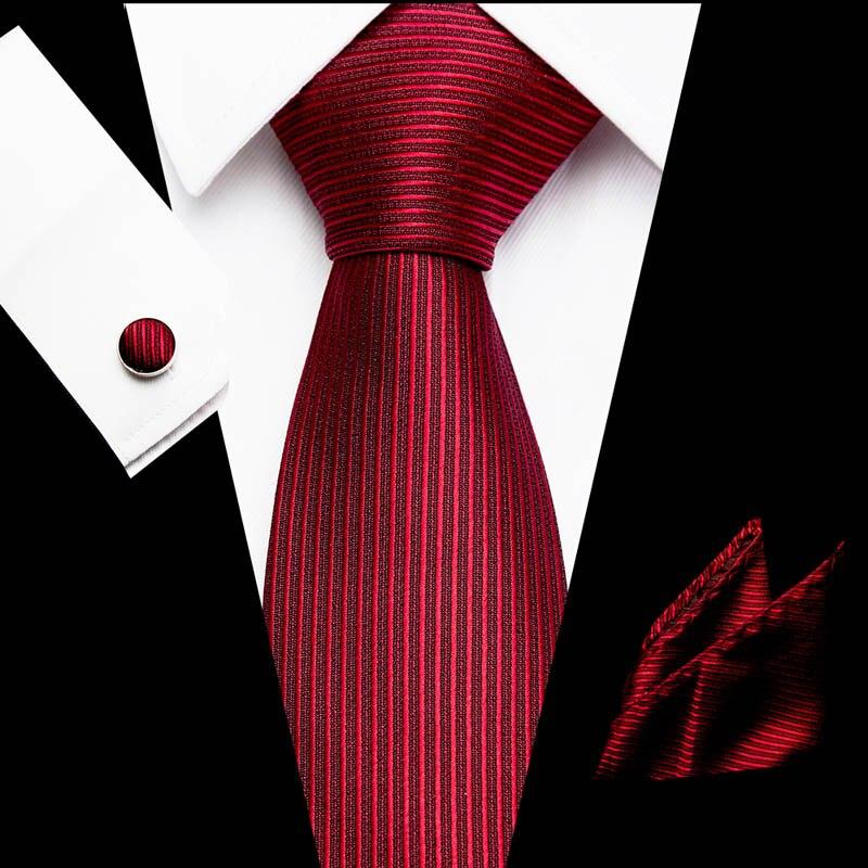 Novelty Plaid men ties set Extra Long Size 145cm*7.5cm Necktie 100% Silk Jacquard Woven Neck Tie Suit Wedding Party