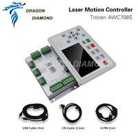 Trocen AWC708S CO2 лазерный контроллер плата карты системы для лазерной гравировки и резки