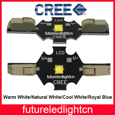 10pcs Solderless Cree XTE 5W LED Warm White 2800-3200K Neutral White 3900-4500K Cold White 6000-7000K; Royal Blue Led Chips e27 7 92w 790 920lm 6000 7000k neutral white 132 led light bulb 220v