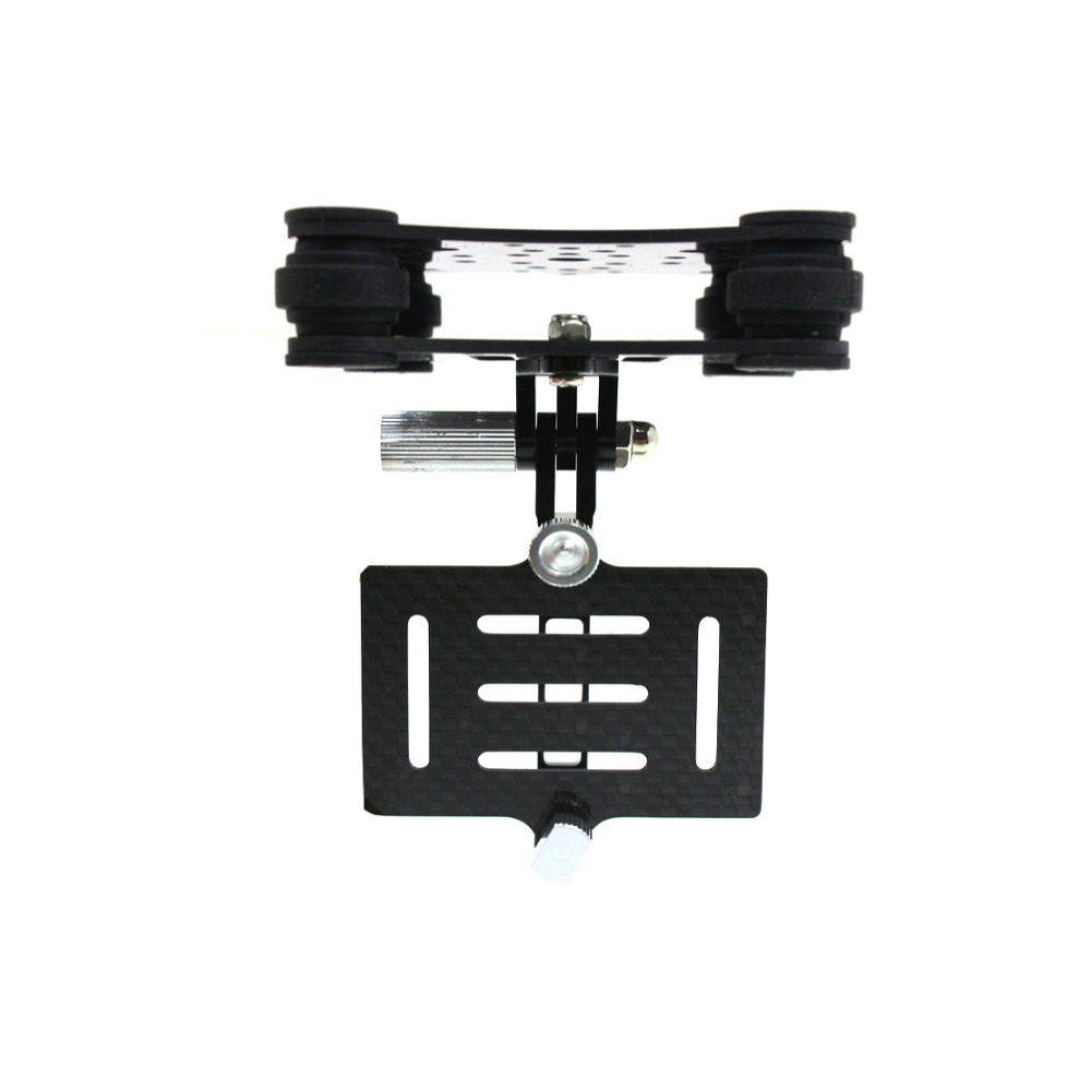 F10043 Carbon Fiber Camera Gimbal Mount FPV Damping PTZ for Phantom Quadcopter Multicopter Gopro Hero 3 FS колонки автомобильные phantom fs 132 fs 132