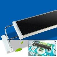 7500K Ultra thin Aluminum Alloy Aquarium LED Lighting for Fish Tank Aquatic Water Plants Growth Light Lamp Chihiros ADA Style