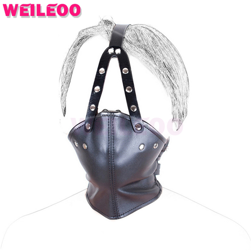 Buy mouth neck wrapped open mouth gag ball adult sex toys bdsm bondage set fetish slave bdsm sex toys couples adult games