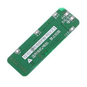 Image 3 - 3S 20A Li Ion batería de litio 18650 cargador Pcb Placa de protección BMS para motor de taladro 12,6 V Módulo de célula Lipo