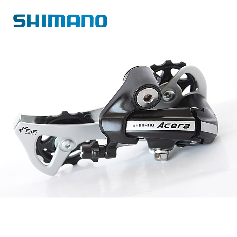 SHIMANO Acera RD-M360 7/8S Mountain Road Cycling Riding Bike Bicycle Rear Derailleur Aluminum Alloy 24 Speed Bike Bicycle Parts mtb mountain bike road bicycle rear derailleur cnc aluminum alloy repair the modified components bicycle derailleur 15 15t page 2