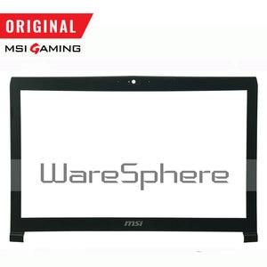 Image 3 - جديد الأصلي ل MSI GE72 LCD الإطار الأمامي 307791B214/الغطاء الخلفي الغطاء الخلفي 307791A212Y31/غطاء سفلي 307791D2A6TA2 / Palmrest