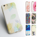 Fruits Flower Cactus 3D Relief Silicone Case For iphone 7 7plus for iphone 5s 5 SE 6 6s 6plus Case TPU Case Daisy Phone Case
