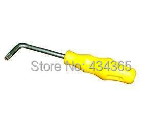 exhibition torx head wrench with yellow colour