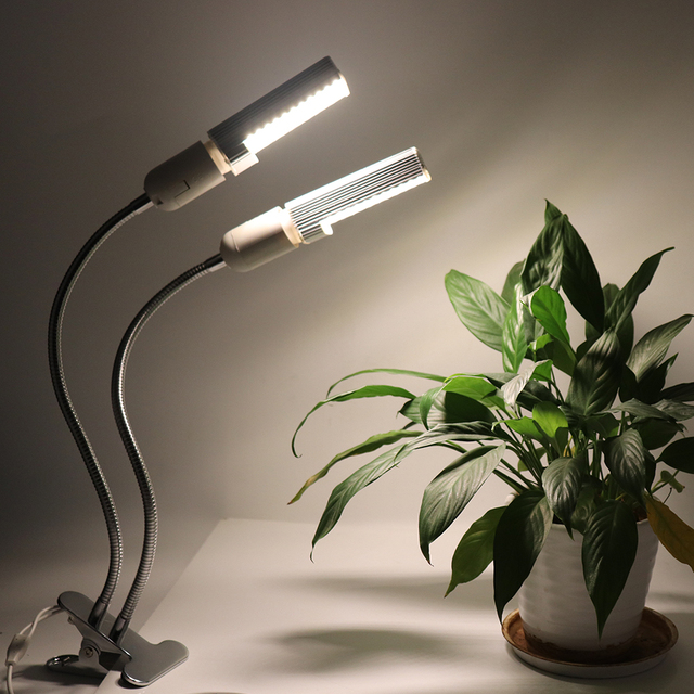 LED Grow Light Full Spectrum 380 800NM 45W 88 LED Dimmable Growing Lamp with Timer Indoor - LED Grow Light Full Spectrum 380~800NM 45W 88 LED Dimmable Growing Lamp with Timer Indoor Tent Greenhouse Plant Flower Phytolamp | RadiantHomeLighting