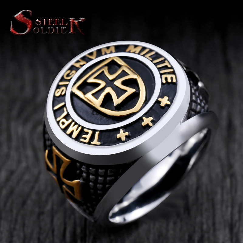 Online Buy Wholesale Knights Templar Rings From China