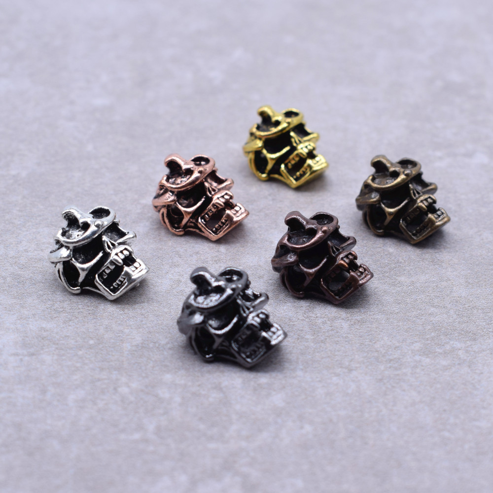 Quality Metal 2 Hole Connectors Findings 16mm lady-muck1 Leather Crafts