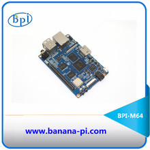 64-bit Quad-core mini single board computer BPI-M64 Banana Pi Bord