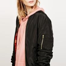 New Women Jacket Coat Winter Long Thickening Female Parka Warm Solid High Street