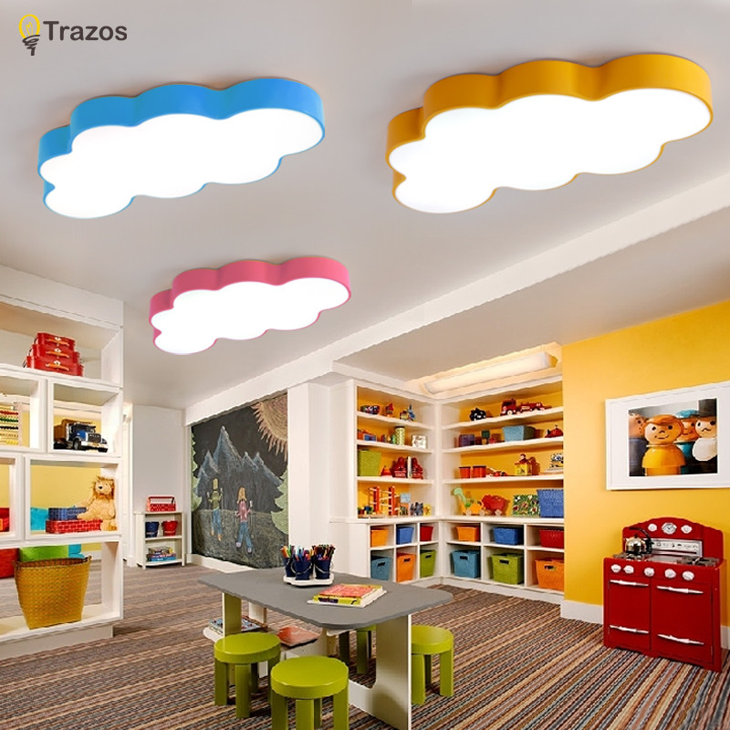 New 2016 Modern led ceiling lights for living room bedroom 12w acrylic shade+iron body balcony kitchen dining room ceiling lamp