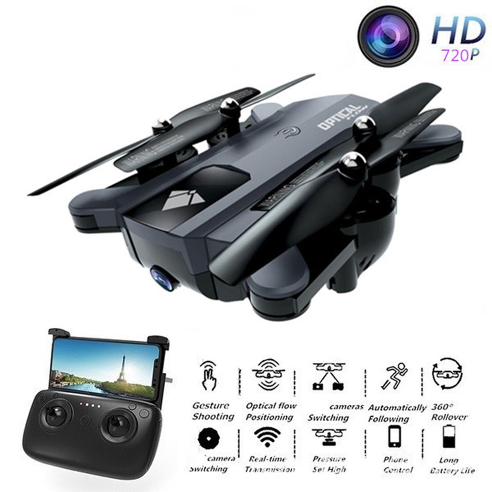 F196 Foldable Drone with 2MP HD Camera Optical Flow Dron Gesture Control 20mins Flight Time RC Quadcopter VS SG700 Visuo XS809SF196 Foldable Drone with 2MP HD Camera Optical Flow Dron Gesture Control 20mins Flight Time RC Quadcopter VS SG700 Visuo XS809S