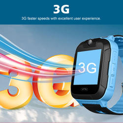 1 шт. дети gps трекер часы 3g сети SOS вызова расположение Wi Fi Bluetooth 1,4 ''сенсорный экран Камера детские часы Смарт TD07S