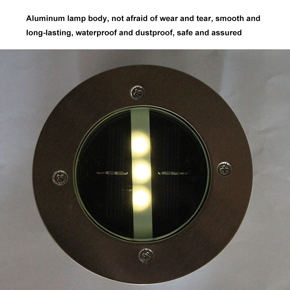 Luzes de Convés Solares À Prova D'