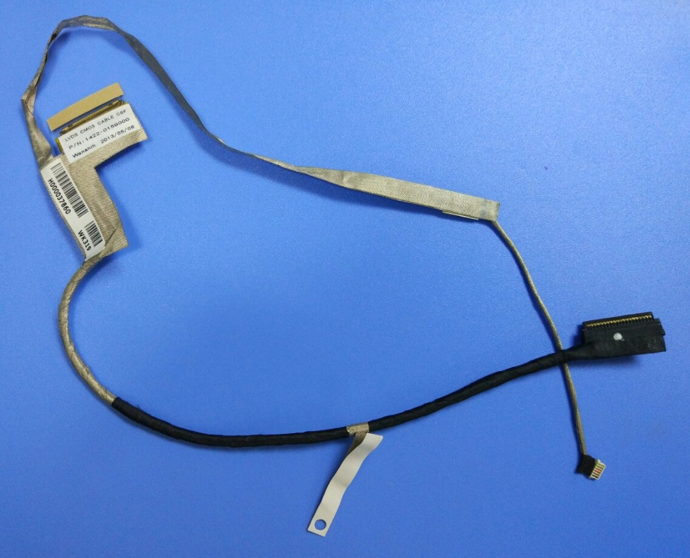Cable Length: Other Computer Cables Yoton Wholesale New LCD Flex Video Cable for Toshiba Satellite L950 L955D L950D Laptop Cable P//N 6017b0404201