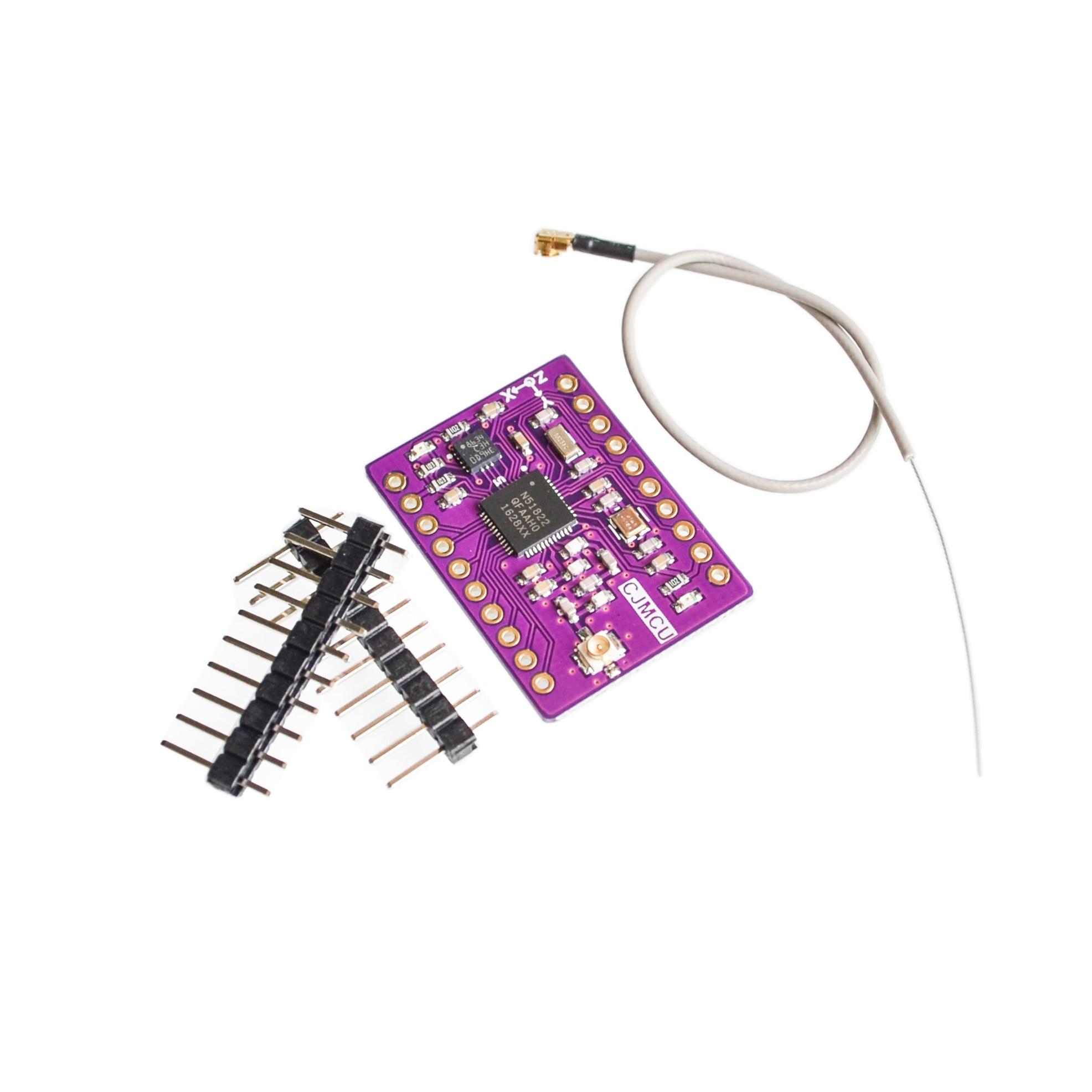 1PCS NEW Nrf51822 LIS3DH Bluetooth Module Development board1PCS NEW Nrf51822 LIS3DH Bluetooth Module Development board