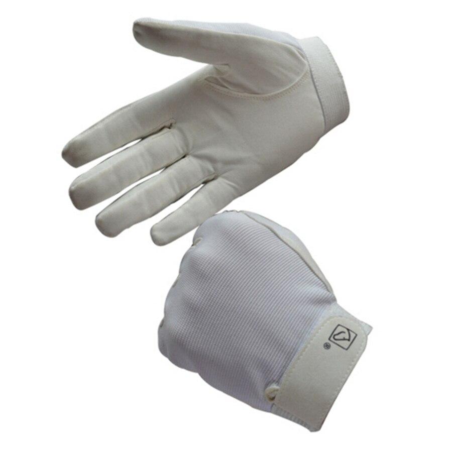 Riding Gloves Anti-slip Anti-wear Breathable Soft  Horse Sports Climbing Entertainment Equipment For Man