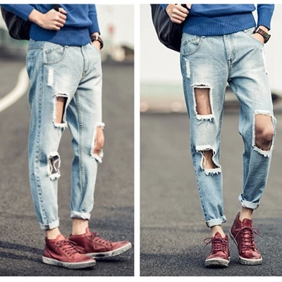 fashion jeans mens - Jean Yu Beauty