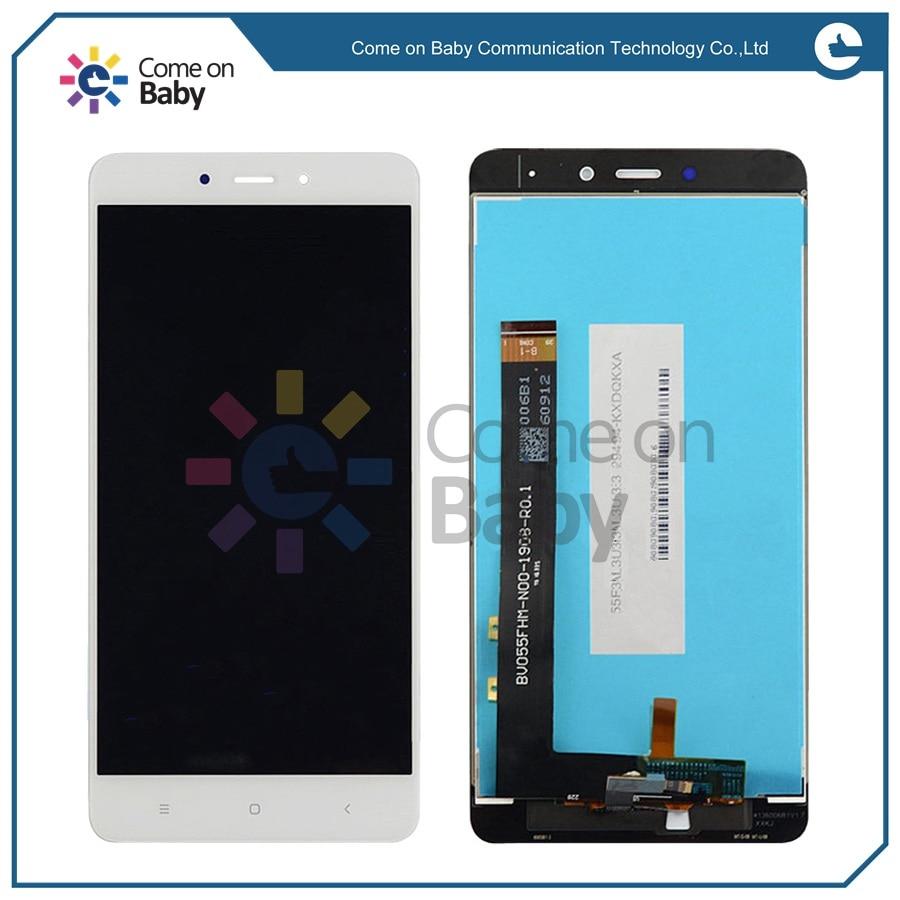 """imágenes para Nuevo 5.5 """"pulgadas Redmi Nota 4 LCD Screen Display + Touch Digitalizador LCD con Herramientas Libres Para Xiaomi Hongmi Redmi Nota 4 teléfono Móvil"""