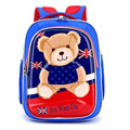 Hot Fashion Boy Girl Small Bear Schoolbag Animated Cartoon Primary School Pupil's School Bag Decompression Children Mochila B347