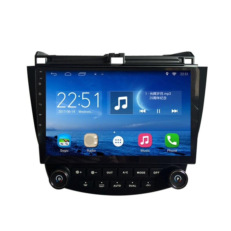 imágenes para ChoGath (TM) Android 6.1 GPS de Navegación de 10.2 Pulgadas para Honda Accord 7 2003-2007 Radio de Coche Con 1080 P de Vídeo Bluetooth Apoyo