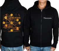 Therion Lemuria Theli Secret Of The Runes Ablum Symphonic Metal Death Metal Hoodie