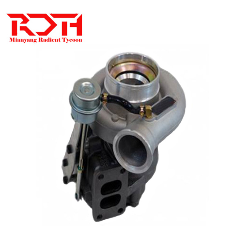 Tubocharger HX35G 3536676 3597411 3597412 3597413   4025410 3802698 for Holset turbo for cummins Truck Orion Bus 6BTAA engine|Turbocharger| |  - title=