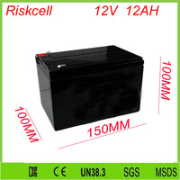 Replacement sla battery pack lifepo4 12v 12ah for electronic bike ,motor ,car ,energy system with CE ,RoHs standard