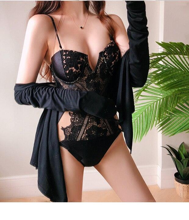 XS-XL, 2019, Черная Женская одежда для плавания, новинка 2019, цельный сетчатый купальник, сексуальный женский купальный костюм, купальник, монокин... 22