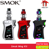 In Stock SMOK MAG Kit With 225W BOX MOD TFV12 Prince 8ml Tank Electronic Cigarette Vape