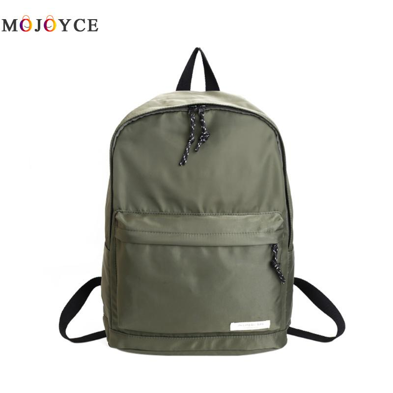Brand Women Backpack Waterproof nylon School Bags Students Backpack Women Travel Bags Shoulder Bag for Teenager Girls