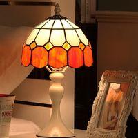 Креативный Европейский ретро стиль светодиодная настольная лампа романтическая прикроватная лампа украшение для спальни ночник Внутренн...