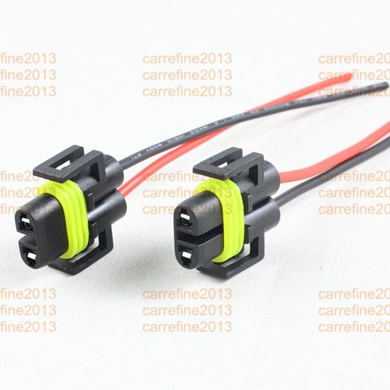 online get cheap 880 bulb socket aliexpress com alibaba group 880 881 889 headlight fog light female extend wiring harness socket adapter led headlight fog lamp