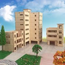 1PC Sand Table Model Material Set For Urban Housing Building Models Manual Diy Making Architectural Landscape Gardens