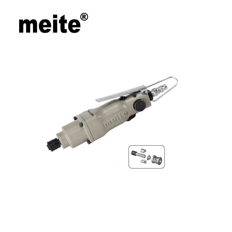 Meite air screwdriver MT-1208S 9000rpm Industrial Professional Air Screwdriver Gun Tools March.6 update tool meite air tools mtc600 1 2 14ga wide crown 60 5mm pneumatic c ring gun hog combination pliers for big wire cage june 20 update