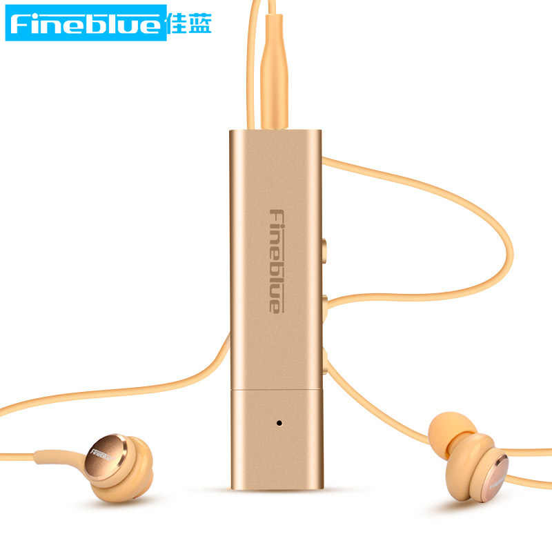 Fineblue bluetooth headphones wireless stereo headphone sports bass bluetooth earphone with mic for phone iPhone xiaomi