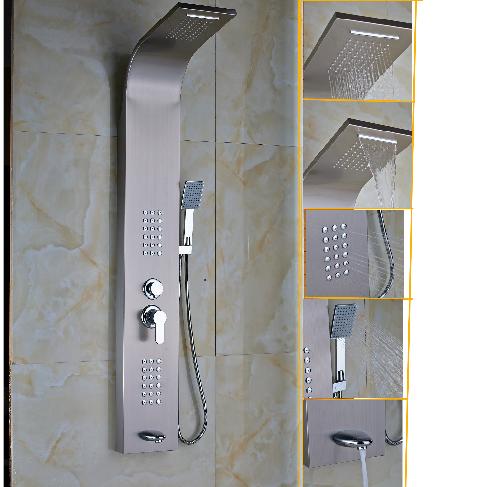 Famous Shower Jet Images - Bathroom and Shower Ideas - purosion.com