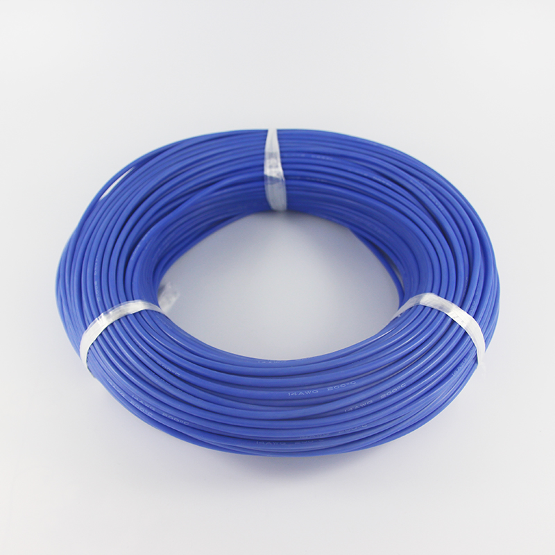 100m Gauge Silicone Wire 14 AWG Flexible Stranded Copper Cables ...