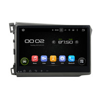 1024 600 10 1 Inches Head Unit For Honda CIVIC 2012 Android 5 1 1 Car