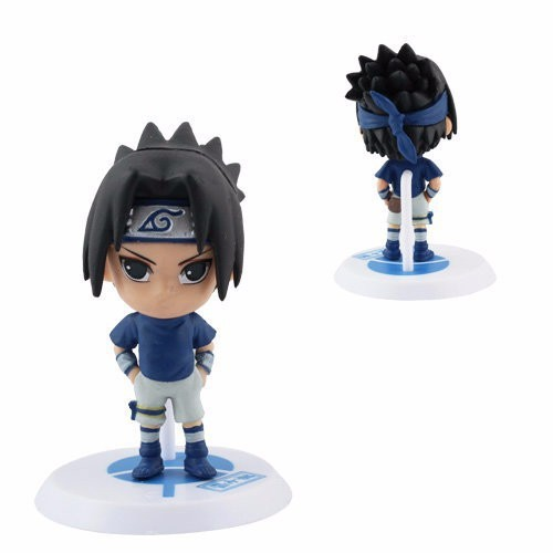 Naruto 6Pcs Characters Set Action Figure Collectible