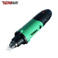 6mm 460W High Power Mini Dremel Accessories Regulating Speed Drill Grinder Electric Grinding Milling Polishing Drilling