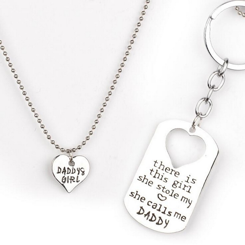 2016 Mommy S Girl Love Necklace Keyring Set There Is This Girl She Stole My Heart She Calls Me Mommy Letter Pendant Jewelry C55 Pendant Jewelry Love Necklacelove Is Aliexpress