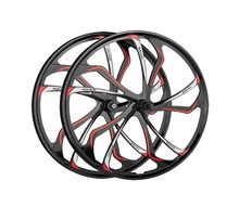 Mountain bike wheels 27 5 inches 7 8 9 10 Speeds magnesium alloy wheel 26 inches