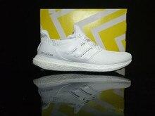 b1fe92b02fc59 2018 Sale Ultra Boost 3.0 4.0 Triple Black White Men Women Running Sports  Shoes UB 3.0