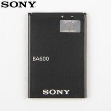 Original Replacement Sony Battery For ST25i ST25C Xperia U Kumquat BA600 Genuine Phone 1290mAh