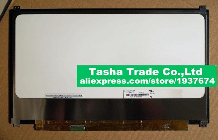 N133HSE-EA1 N133HSE EA1 IPS LCD Screen Laptop LED Display Panel Matte 1920*1080 eDP 30Pins Original New