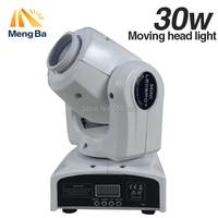 New 30W Spot Gobo Moving Head Light Dmx Controller Led Stage Lighting Disco DJ Wedding Christmas