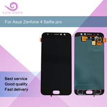 For ASUS ZenFone 4 Selfie Pro ZD552KL Z01MD LCD amoled screen OLED Touch Panel Digitizer Assembly For Asus Display Original